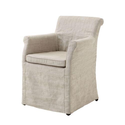Купить Стул с подлокотником Dining Chair Tampa в интернет-магазине roooms.ru