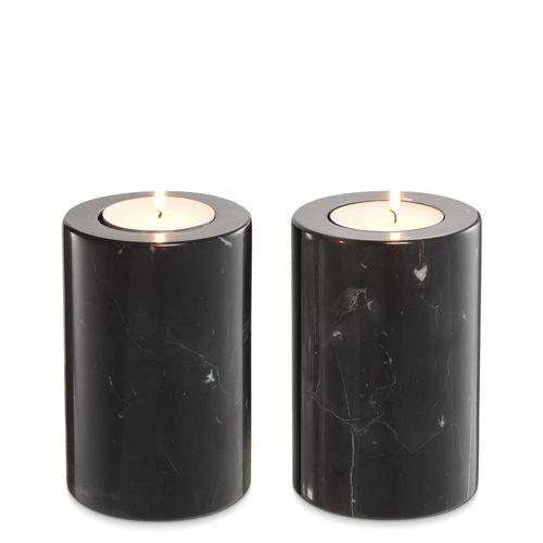 Купить Подсвечник Tealight Holder Tobor set of 2 в интернет-магазине roooms.ru