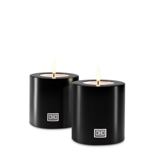Купить Набор свечей на батарейках Artificial Candle ø 10 x H. 12 cm set of 2 в интернет-магазине roooms.ru