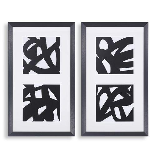 Купить Постер Prints Duo's from Vlado Fieri set of 2 в интернет-магазине roooms.ru