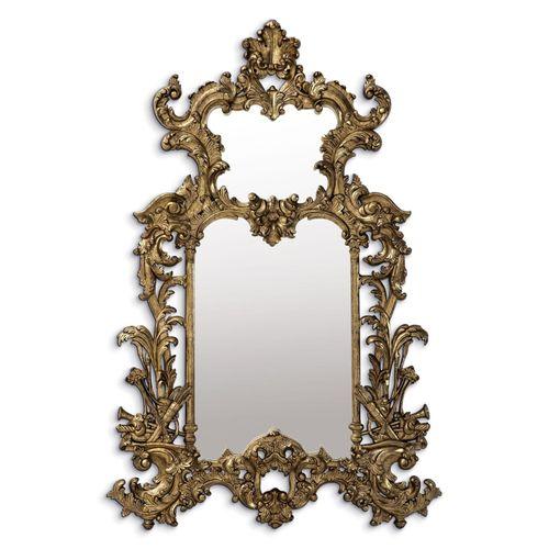 Купить Настенное зеркало Mirror Leighton в интернет-магазине roooms.ru