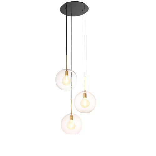 Купить Подвесной светильник Chandelier Tango 3 light в интернет-магазине roooms.ru