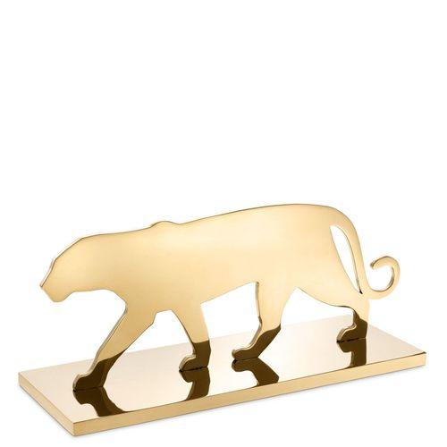 Купить Статуэтка Object Panther Silhouette в интернет-магазине roooms.ru