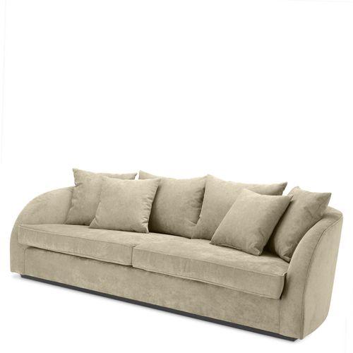 Купить Прямой диван Sofa Les Palmiers в интернет-магазине roooms.ru
