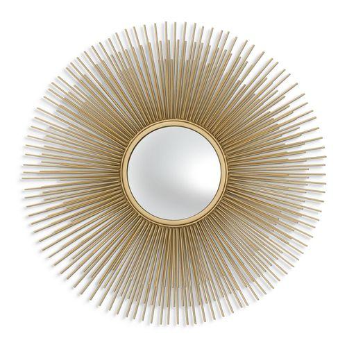 Купить Настенное зеркало Mirror Solaris в интернет-магазине roooms.ru