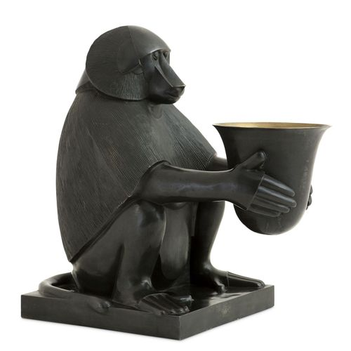 Купить Настольная лампа Art Deco Monkey в интернет-магазине roooms.ru
