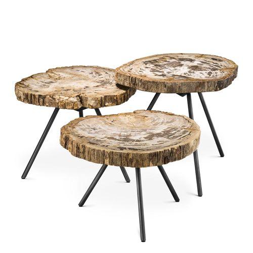 Купить Журнальный столик Coffee Table De Soto set of 3 в интернет-магазине roooms.ru