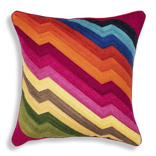 Купить Декоративная подушка Pillow Jasmin square в интернет-магазине roooms.ru