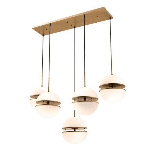 Купить Подвесной светильник Hanging Lamp Spiridon 5 light в интернет-магазине roooms.ru
