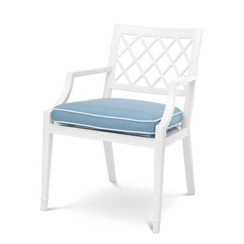 Купить Уличный стул Dining Chair Paladium with arm в интернет-магазине roooms.ru