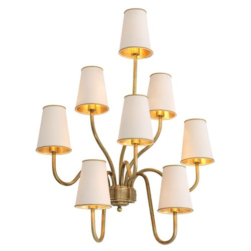 Купить Бра Wall Lamp Bergerac L в интернет-магазине roooms.ru
