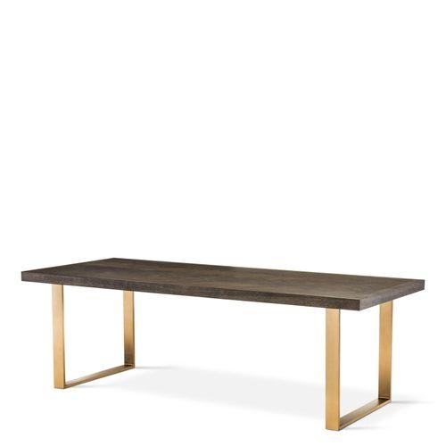 Купить Обеденный стол Dining Table Melchior 230 cm в интернет-магазине roooms.ru