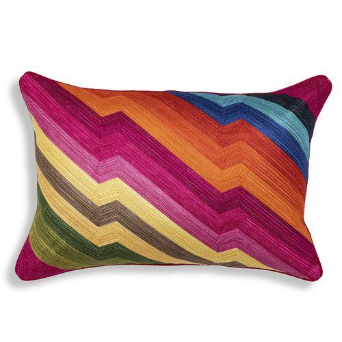 Купить Декоративная подушка Pillow Jasmin rectangular в интернет-магазине roooms.ru