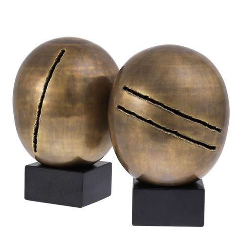 Купить Набор статуэток/Статуэтка Object Artistic set of 2 в интернет-магазине roooms.ru