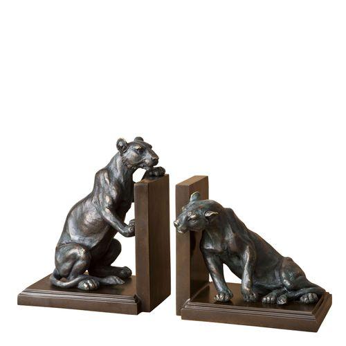 Купить Книгодержатель Bookend Lioness set of 2 в интернет-магазине roooms.ru