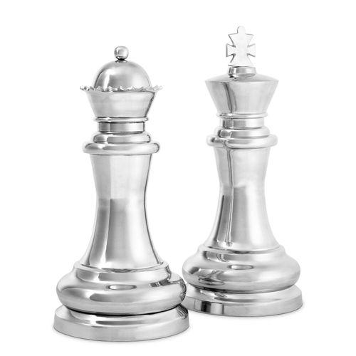 Купить Статуэтка Chess King & Queen в интернет-магазине roooms.ru