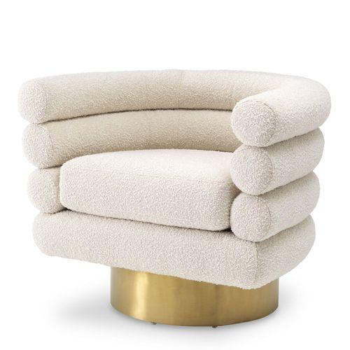Купить Крутящееся кресло Swivel Chair Maguire в интернет-магазине roooms.ru