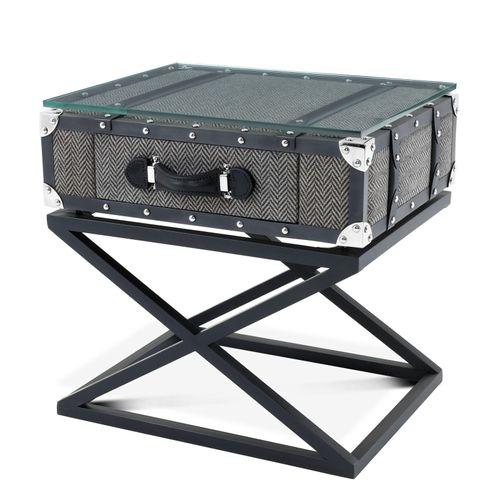 Купить Приставной столик/Тумбочка Side Table Courchevel в интернет-магазине roooms.ru