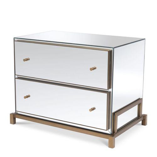 Купить Тумбочка Bedside Table Clarington в интернет-магазине roooms.ru