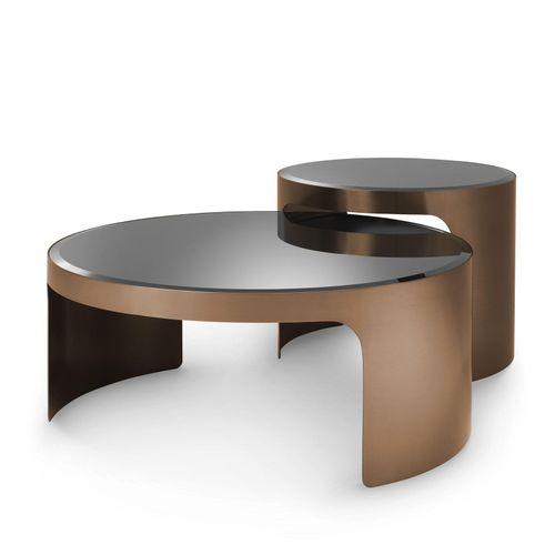 Купить Журнальный столик Coffee Table Piemonte set of 2 в интернет-магазине roooms.ru