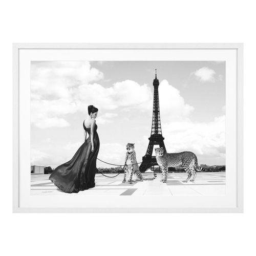 Купить Постер Print Trocadero View в интернет-магазине roooms.ru