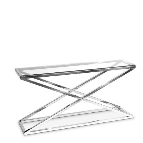 Купить Консоль Console Table Criss Cross в интернет-магазине roooms.ru
