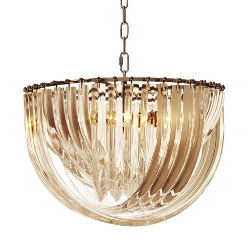 Купить Подвесной светильник Chandelier Murano ø 50 cm в интернет-магазине roooms.ru