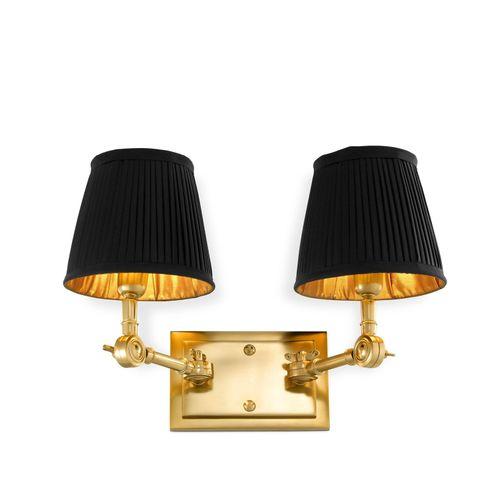 Купить Бра Wall Lamp Wentworth Double в интернет-магазине roooms.ru