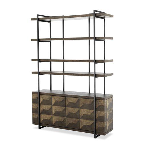 Купить Стеллаж Cabinet Gregorio в интернет-магазине roooms.ru