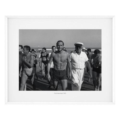 Купить Постер Print A Walk on the Seashore в интернет-магазине roooms.ru