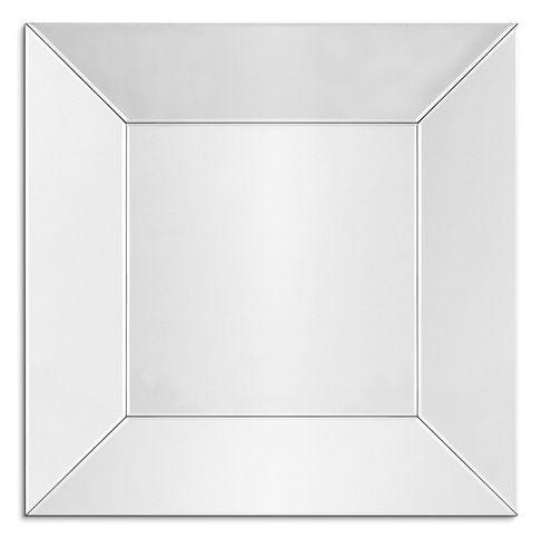 Купить Настенное зеркало Mirror Domenico square в интернет-магазине roooms.ru