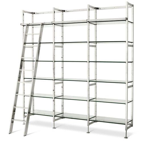 Купить Стеллаж Cabinet Delano with stairs в интернет-магазине roooms.ru