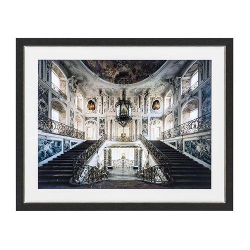 Купить Постер Print Baroque Grand Staircase в интернет-магазине roooms.ru