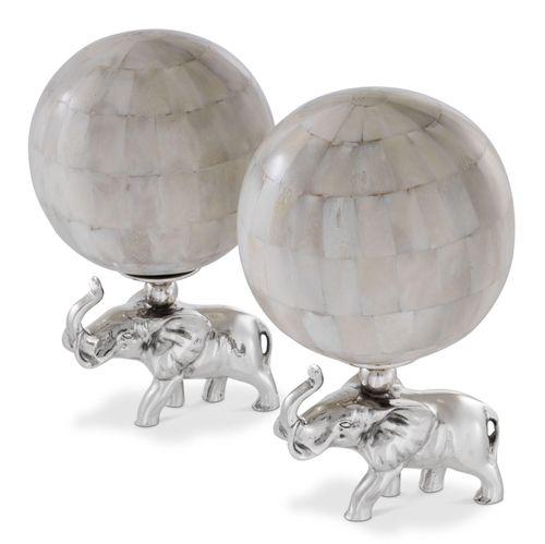 Купить Набор статуэток/Статуэтка Object Elephanti set of 2 в интернет-магазине roooms.ru