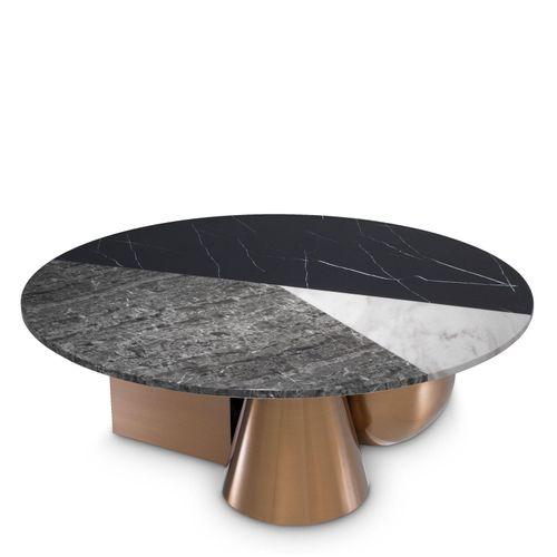 Купить Журнальный столик Coffee Table Tricolori в интернет-магазине roooms.ru